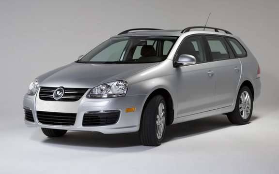 Volkswagen Jetta Wagon 2009 is here! picture #1