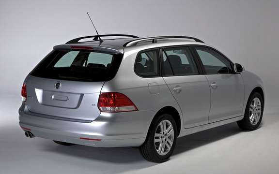 Volkswagen Jetta Wagon 2009 is here! picture #2
