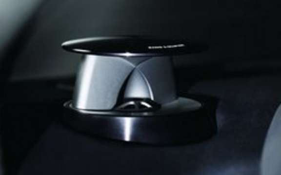 Bang & Olufsen audio system provides a new bespoke Aston Martin DBS picture #2