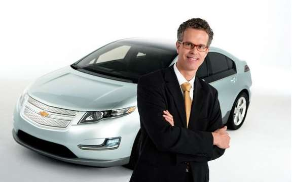 First images of the 2011 Chevrolet Volt production picture #6