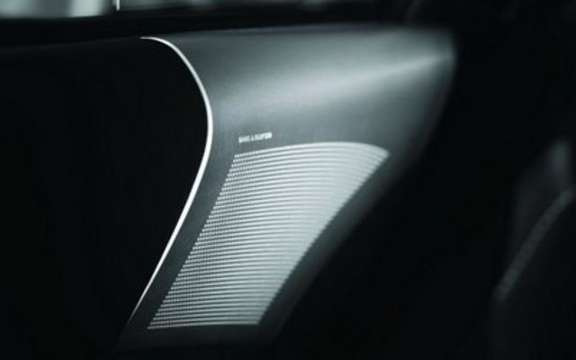 Bang & Olufsen audio system provides a new bespoke Aston Martin DBS picture #4
