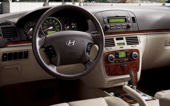 Hyundai Sonata Canada offers $ 18,995 to the outside of Quebec picture #3