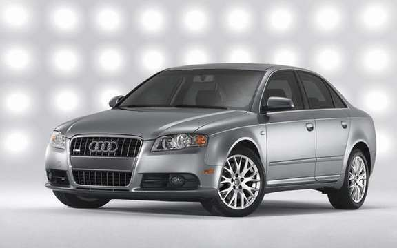 "Audi A4 ""Progressiv"" A clever blend of nature sports, style and value picture #1"