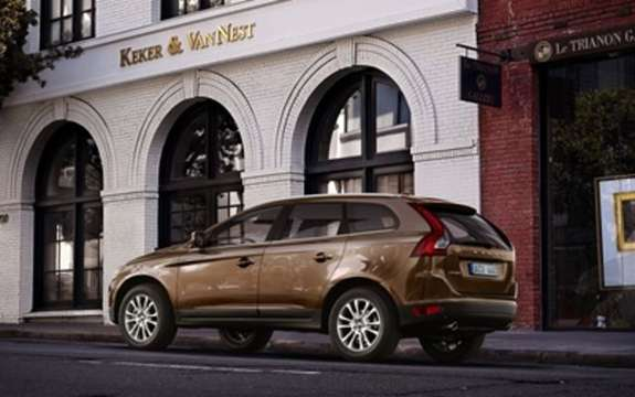 Volvo publishes the first pictures of the new XC60 picture #2