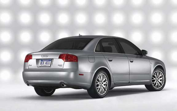 "Audi A4 ""Progressiv"" A clever blend of nature sports, style and value picture #2"