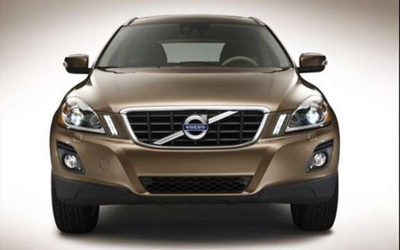 Volvo publishes the first pictures of the new XC60 picture #3