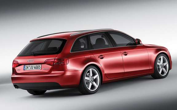 "Audi A4 ""Progressiv"" A clever blend of nature sports, style and value picture #4"
