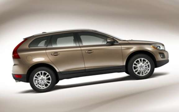 Volvo publishes the first pictures of the new XC60 picture #5