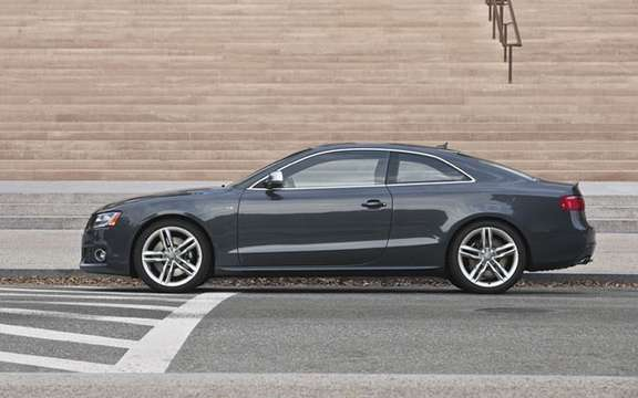 Audi announces pricing for its new Audi A5 Coupe