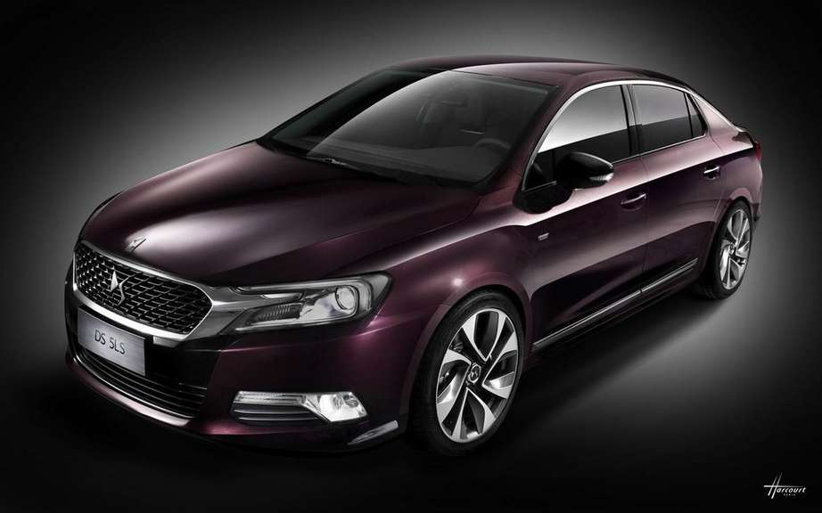 Citroen reveals its new DS 5LS picture #4