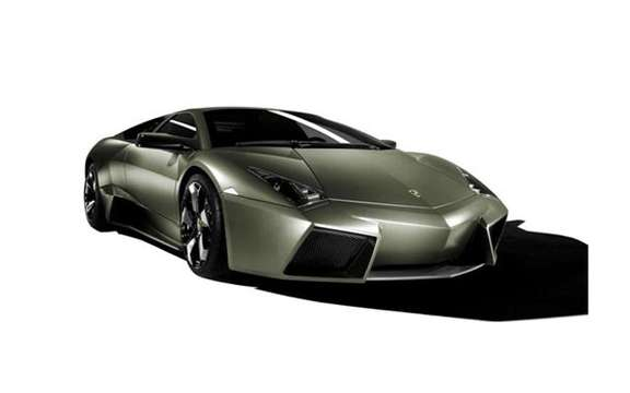 The answer to the Ferrari Enzo, the Lamborghini Reventon