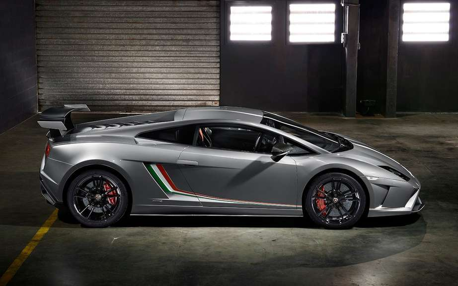 Lamborghini LP 610-4 Huracan: First official photos picture #3