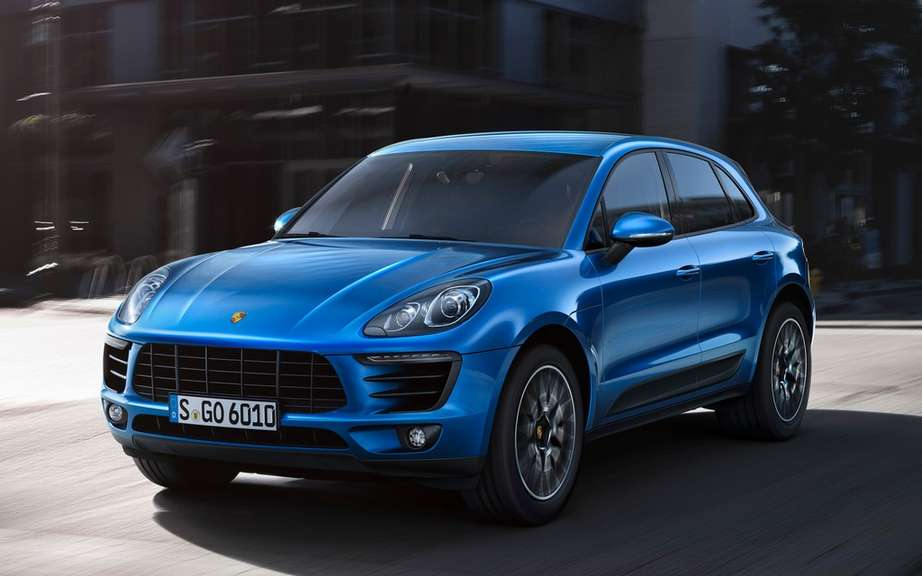Porsche Macan 2015 assembled before your eyes!