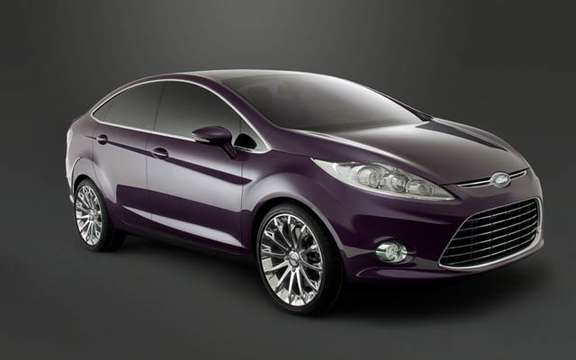 Ford Verve, a new subcompact Ford? picture #1