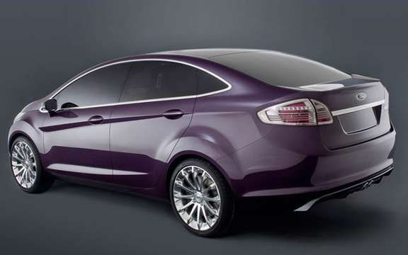 Ford Verve, a new subcompact Ford? picture #2