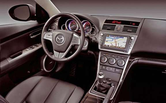 The Mazda 6 2009 First images! picture #13