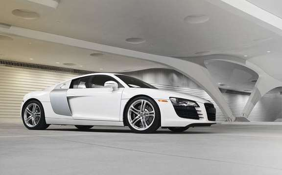 Audi R8 - Canadian Car of the Year 2008 picture #2