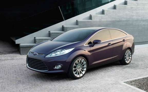Ford Verve, a new subcompact Ford? picture #3