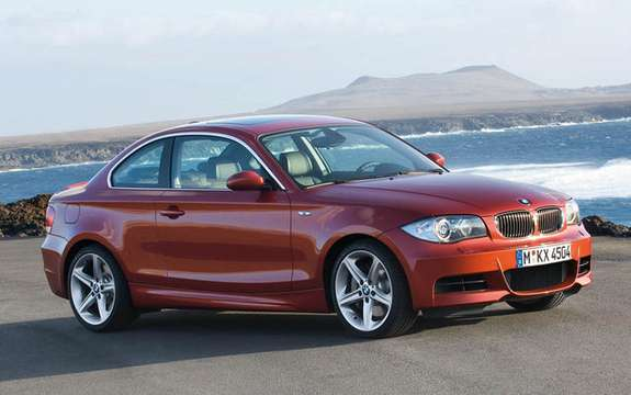 BMW Canada announces pricing for BMW Serie January 2008 picture #2