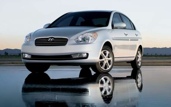 Hyundai Accent Canada offers the Quebecois