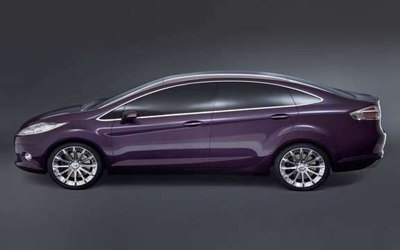 Ford Verve, a new subcompact Ford? picture #4