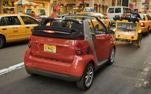 Smart Fortwo wins ecoENERGY as two-seater vehicle picture #4