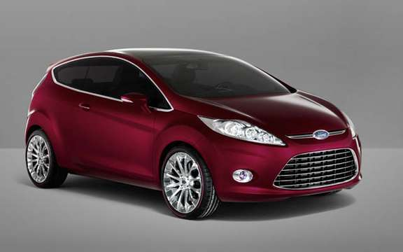 Ford Verve, a new subcompact Ford? picture #5