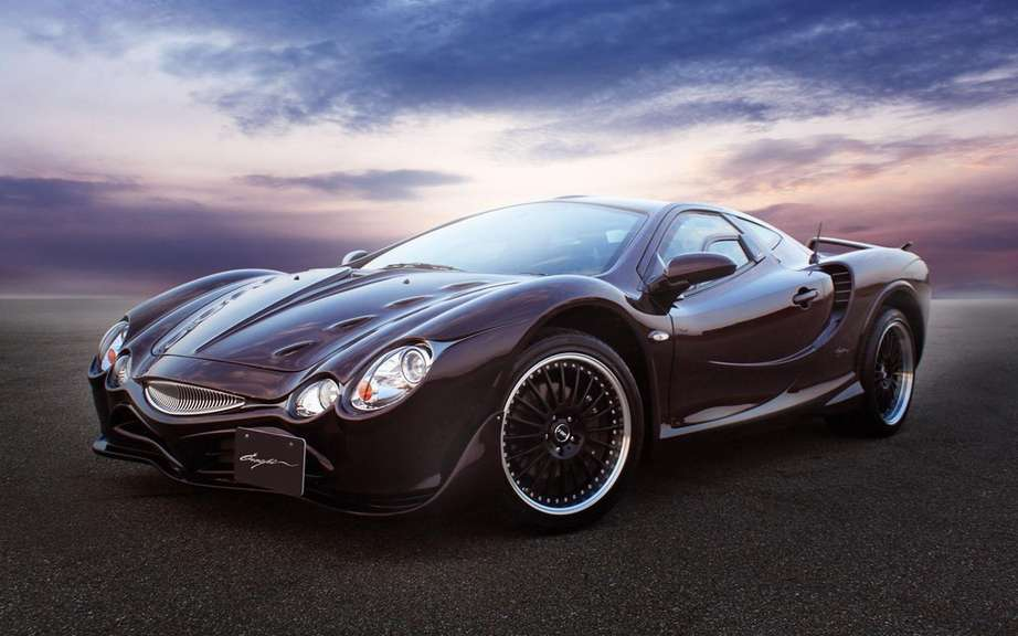 The end for the Mitsuoka Orochi picture #5