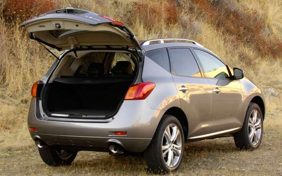 Nissan Canada announces pricing for all-new 2009 Murano picture #3