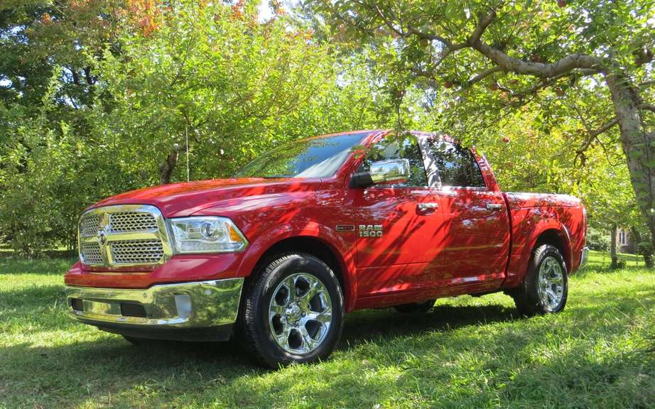 Five Chrysler products honores by Consumer Reports picture #5