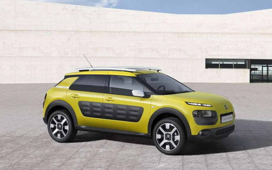 Citroen Cactus Concept: reward by Automobile Magazine