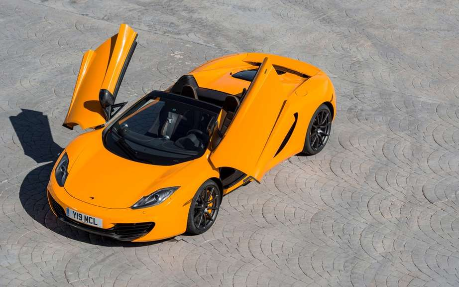 This is the end for the McLaren MP4-12C picture #7