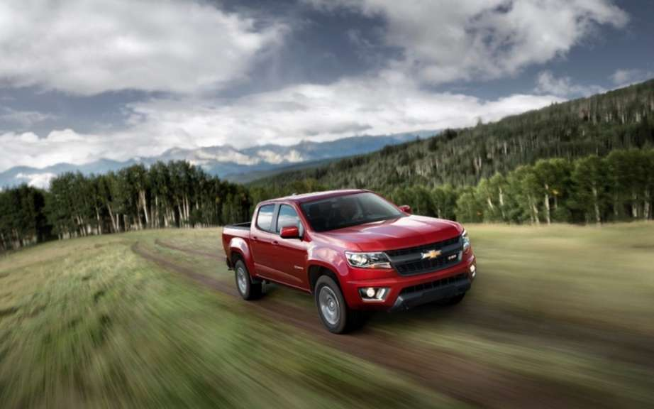 Chevrolet Colorado 2015: New info! picture #3