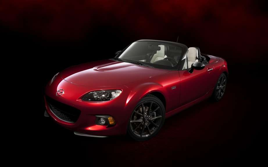 Mazda MX-5: A first step 25 picture #9