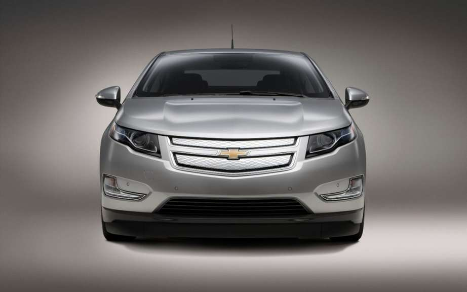 GM will offer an electric compact car picture #4