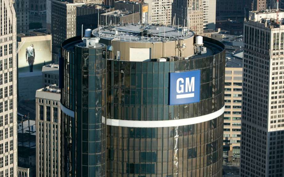 GM will not reimburse the government