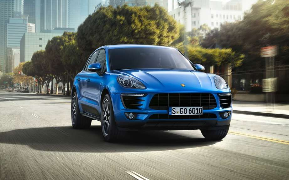 Porsche Macan S diesel, 258 hp and 428 lb-ft of torque