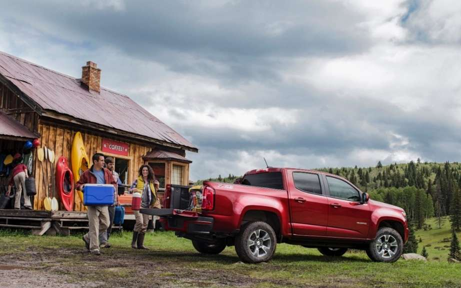 Chevrolet Colorado 2015: New info! picture #4