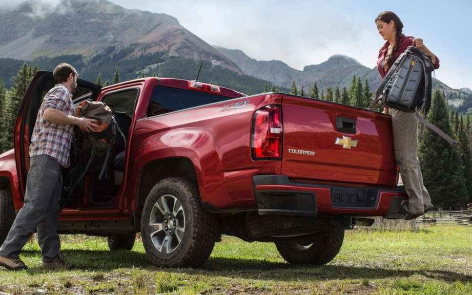 Chevrolet Colorado 2015: New info! picture #6