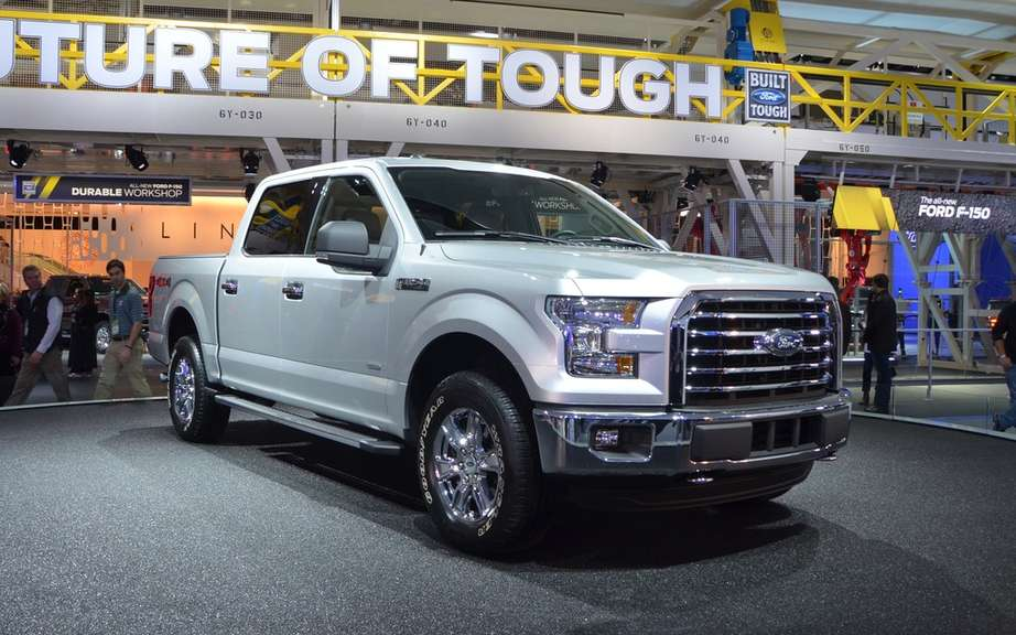 Ford delaying the launch of its F-150 2015