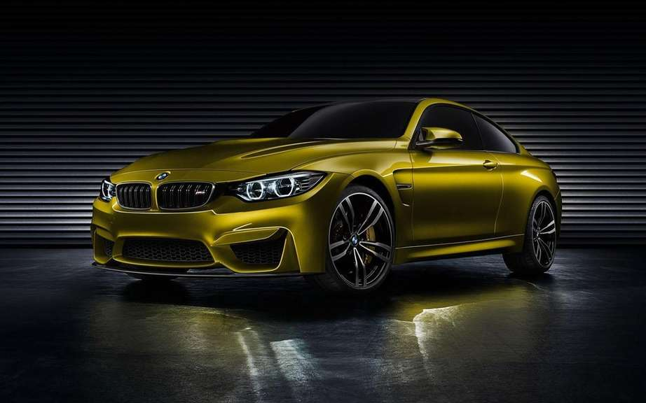 Here are the 2015 BMW M3 and M4 picture #5