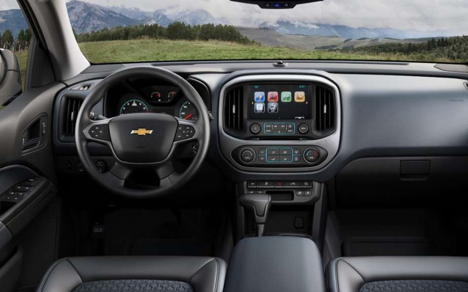 Chevrolet Colorado 2015: New info! picture #8