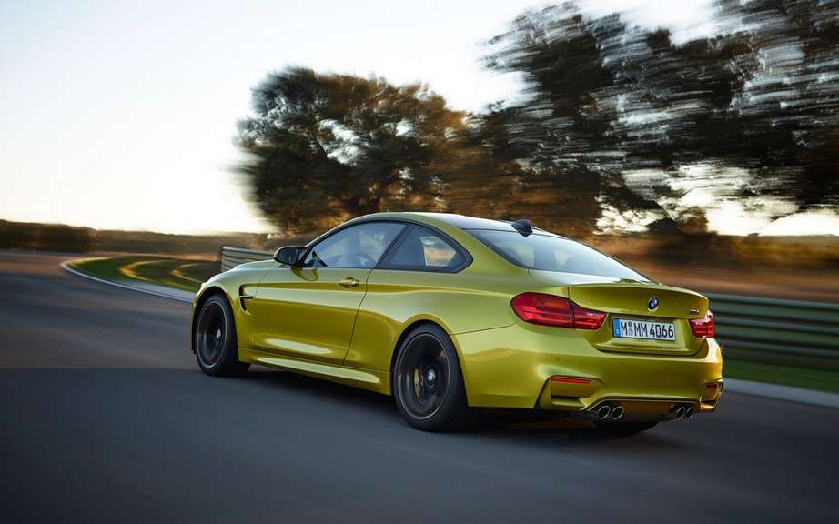 Here are the 2015 BMW M3 and M4 picture #9