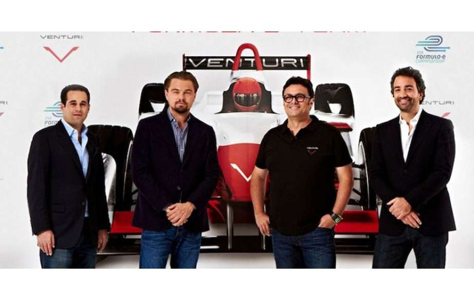 Leonardo DiCaprio is attached to the stable Venturi picture #2