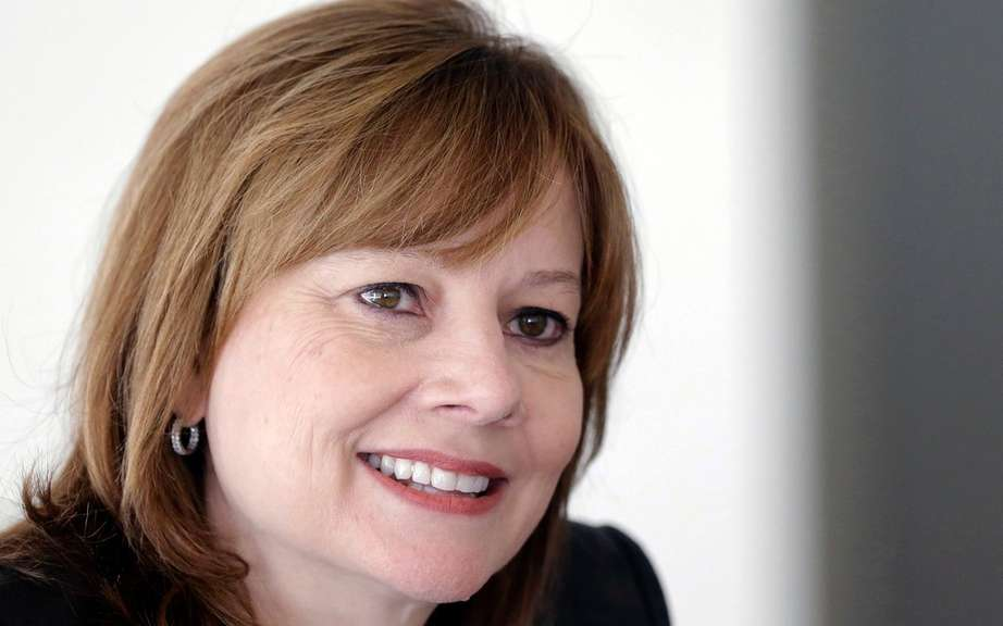 Mary Barra is the new boss of General Motors