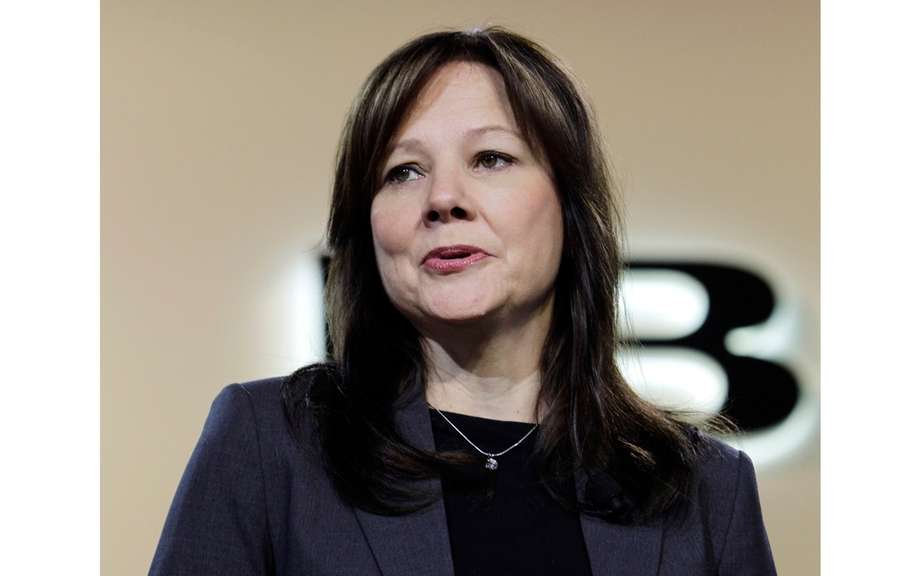 Mary Barra is the new boss of General Motors picture #8