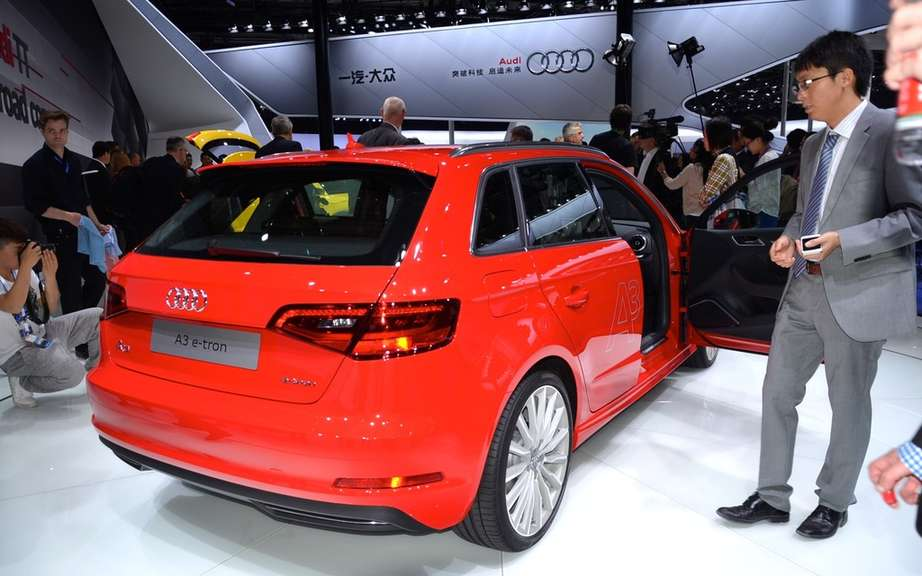 Launches: Offroad Concept Audi TT and Audi A3 Sportback e-tron picture #10