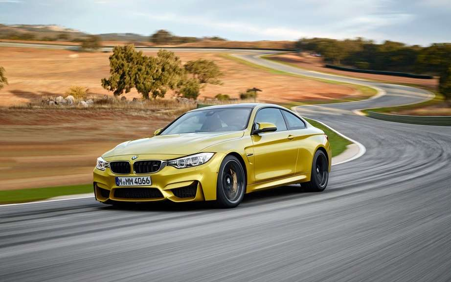 BMW M3 and M4 unveiled 12 December 2014