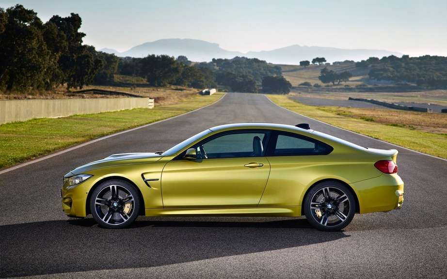 Here are the 2015 BMW M3 and M4 picture #11