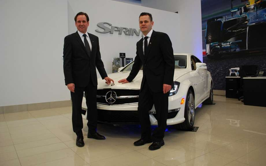 Mercedes-Benz Canada opens new dealership in St-Nicolas picture #5